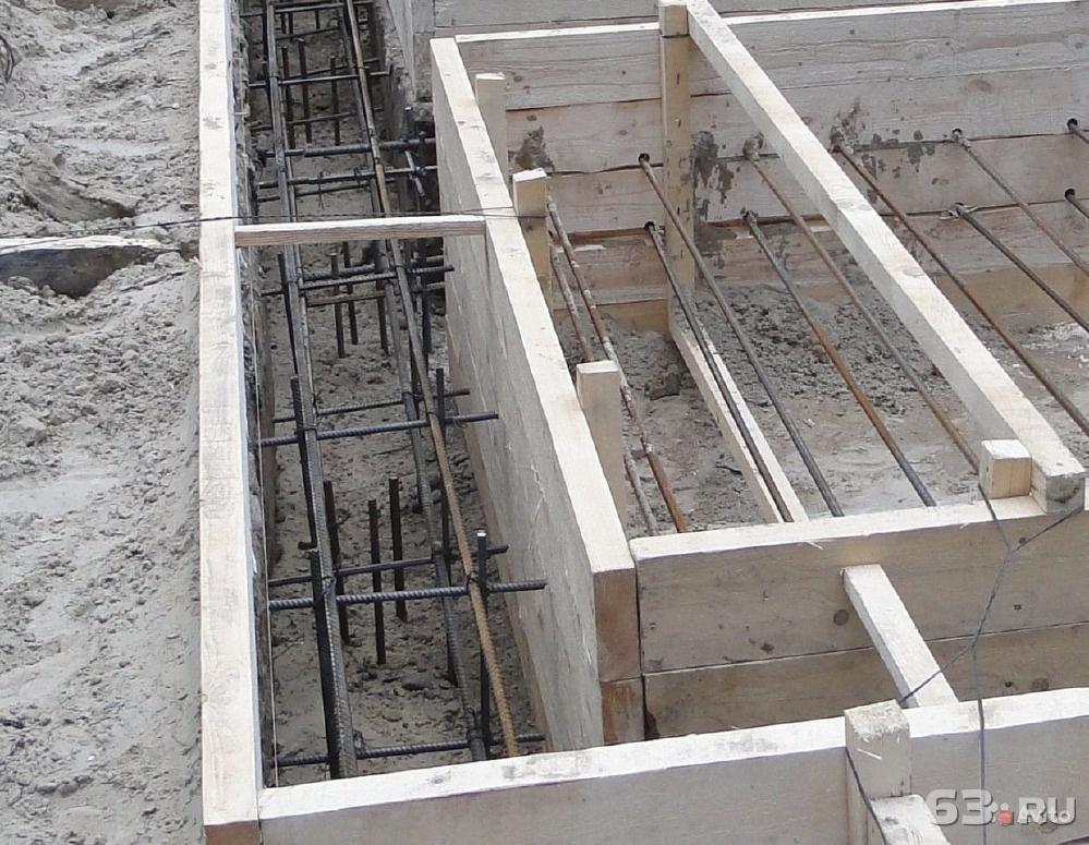 как правильно армировать фундамент под дом