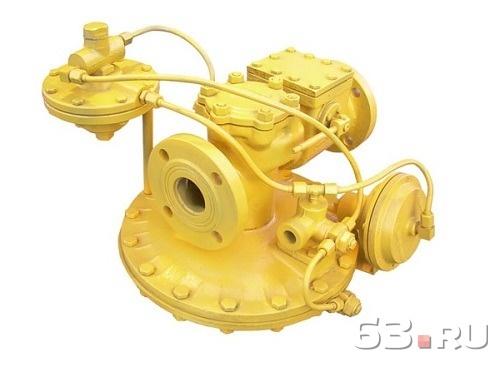 регулятор давления газа рдг-50 в