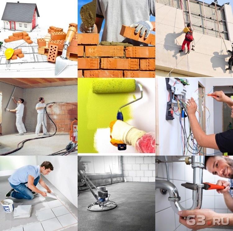 беспроигрышный картинки строительных и отделочных работ новогодние