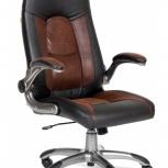 Офисное кресло компьютерное для руководителя CH-439, Самара