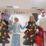 Дед Мороз, Снегурочка (детям, взрослым), Самара