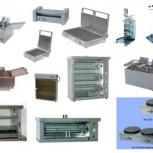 Технологическое оборудование для кухни, столовой, ресторанов, кафе, Самара