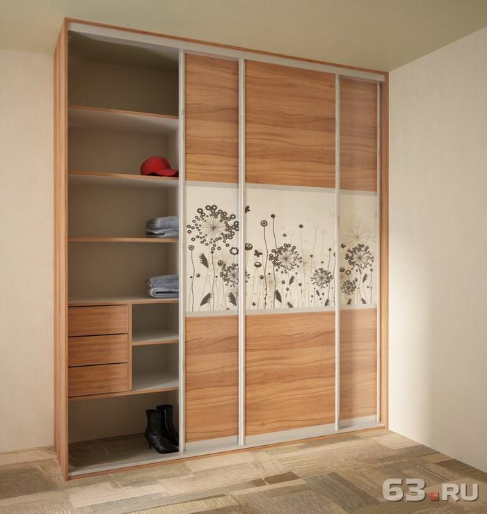 Двери для шкафа-купе или гардеробную, проем, нишу новые в са.