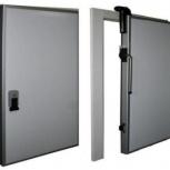 Дверь холодильной камеры склада низкотемпературная, Самара