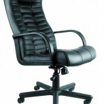 Офисное кресло компьютерное для руководителя Атлант, Самара