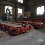 Металлоформа для изготовления пустотных плит ПК 63-15, Самара